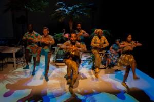 Moçambique, espetáculo internacional
