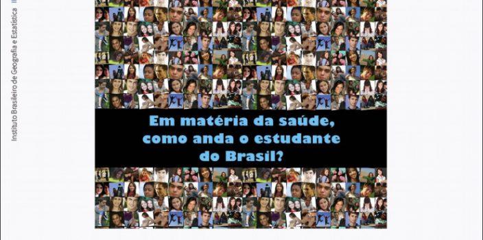 PeNSE - saúde mental dos estudantes - escolas brasileiras