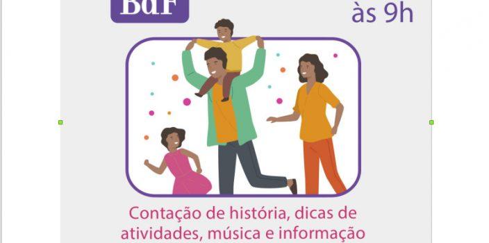 Radinho BdF - programa de rádio para crianças