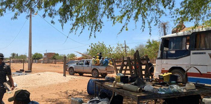 resgate de trabalhadores em condições análogas à escravidão